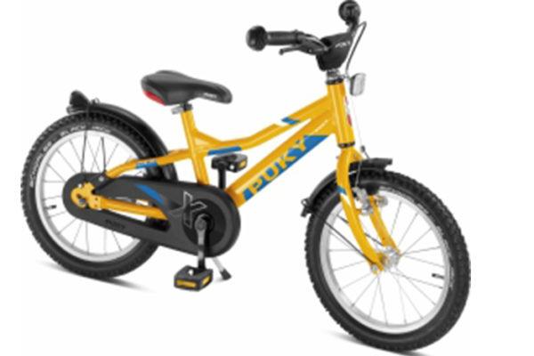 Kinder-Fahrräder und Traktoren