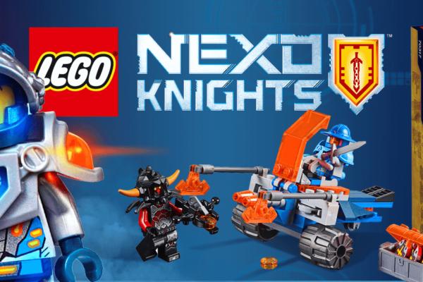 LEGO NEXO NIGHTS jetzt im HABAKUK
