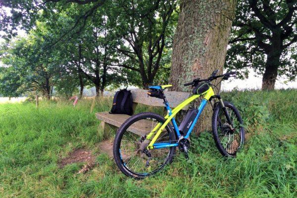 Überzeugend ! Scoobu E-Bike XTrail