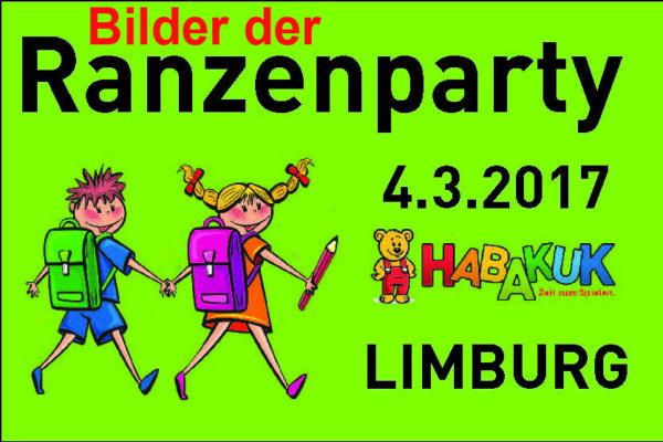 Bilder von der Ranzenparty 2017 im HABAKUK Limburg