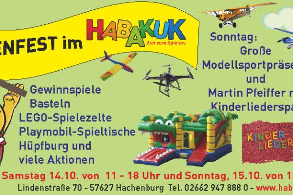 HABAKUK – Löwenfest 14. und 15. Oktober 2017
