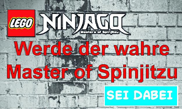 Blockbild Ninjago