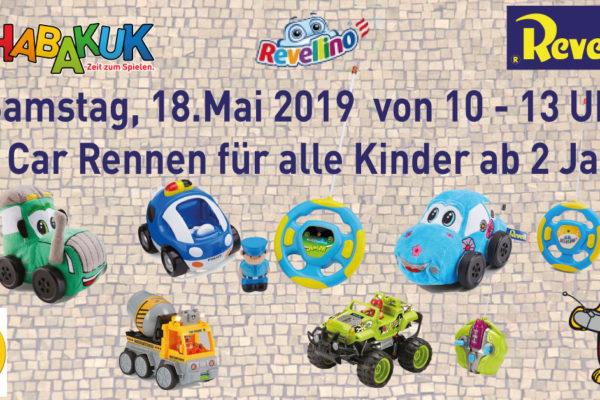 RC Car – Rennen für alle Kinder ab 2 Jahre