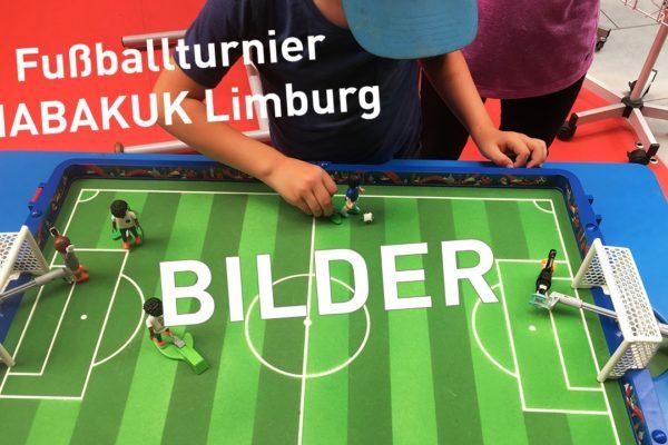 Fußballturnier im HABAKUK Limburg