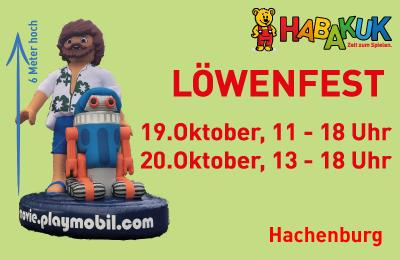 Löwenfest im HABAKUK Hachenburg 2019